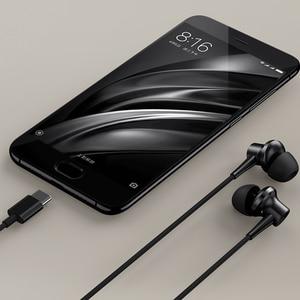 Image 2 - Xiaomi mi auriculares ANC tipo C con cancelación de ruido, Control por cable con mi C para redmi note 7 7pro Smartphone híbrido HD