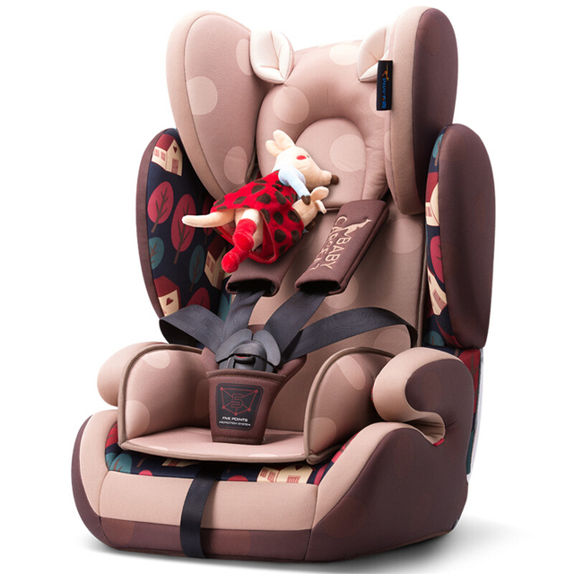 Safety Car Seat for Children 9 moths 12 years Baby Car Seat Booster