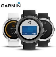 GPS Garmin Vivoactive 3 Smart Watch NFC платежи сердечного ритма трекер активности трекер сна Фитнес трекер SmartWatch dz09