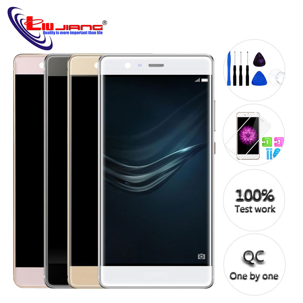 Pour Huawei P9 Plus EVA L09 L19 VIEL09 AL10 LCD écran tactile numériseur assemblée pour Huawei P9 Plus écran LCD avec cadre
