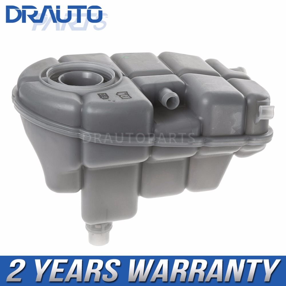 Radiator Expansion Tank Coolant Overflow Bottle 4G0 121 403 G For Audi A6 A7 A8 Quattro