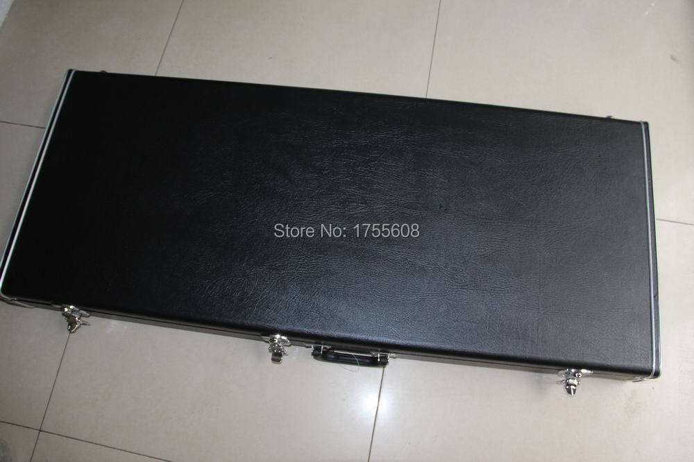 Guitar Hardcase for double neck electric guitar 1275 121209 free shipping mhs 3206a dual channel nc function dds signal generator counter dds signal source frequency meter 6mhz