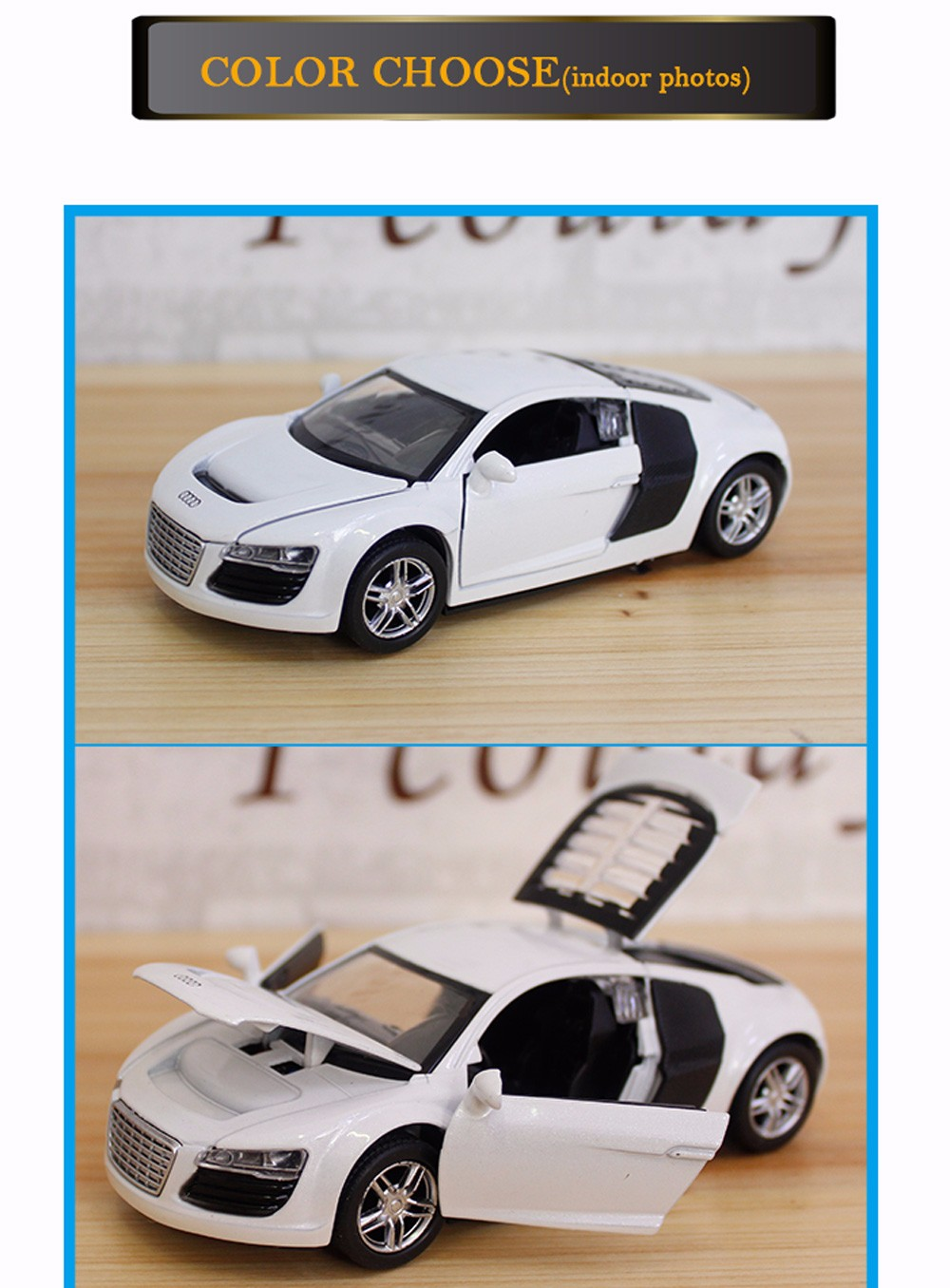 Audi-R8-Diecast-car-11