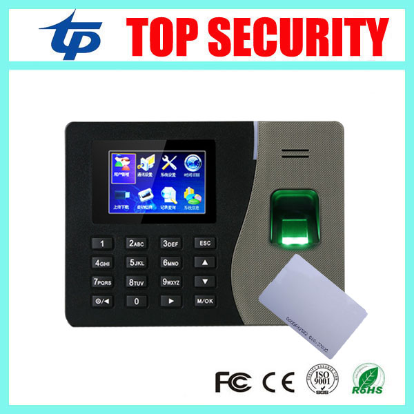 K14 ZK biometric fingerprint and RFID card time attendance TCP/IP linux system time clock time recorder spanish language support dhl tx628 fingerprint id card biometric time attendance recorder with ups for power failure tcp ip rs232 485 time clock sdk