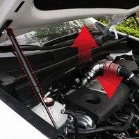 For Kia Sportage 2017 2018 2019 Hood Cover Hydraulic Rod Strut Telescopic Rod Engine Hood Lift Support 2pcs