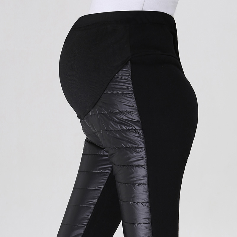 ФОТО Fashion Autumn Winter Maternity Leggings Pregnancy Trousers Women Leggings Maternity Autumn Winter Warm Pants