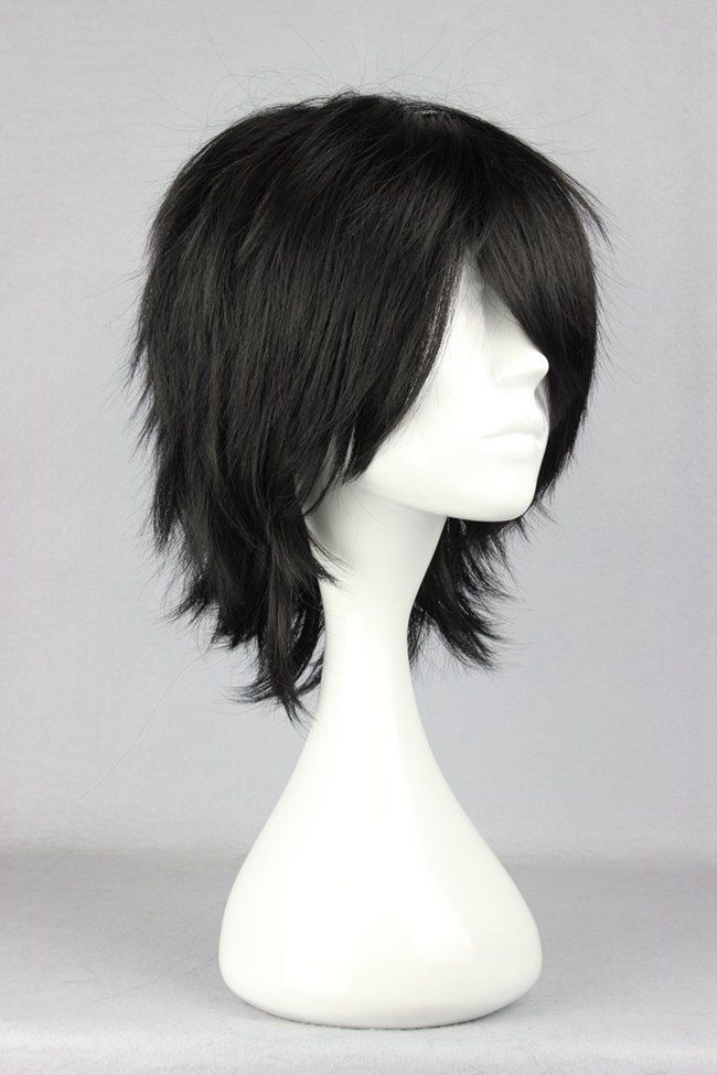 Song Wig 00689 Black Wig Short Wig Anime Wig Bleach Kojima Mizuiro Cartoon Anime Wig Bob Wig Humanwigs For Sale Cheap Aliexpress