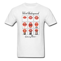 THE VELVET UNDERGROUND Featuring Nico T Shirt Men Women Tee Size S XXXL