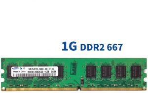 Image 2 - סמסונג 1GB 2GB שולחן העבודה DDR2 PC2 זיכרון 667 800 MHZ 667MHZ 800 MHZ מודול 1G 2G 5300 6400 RAM 5300U 6400U מחשב זיכרון