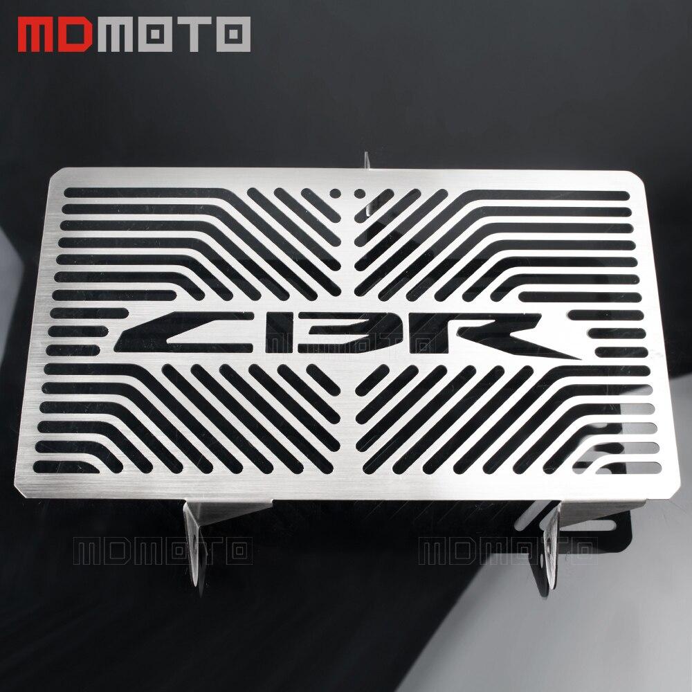 MDMOTO pour Honda CBR 250R CBR250R CBR 250 R 2010-2012 accessoires de moto protection de Grille de radiateur protecteur