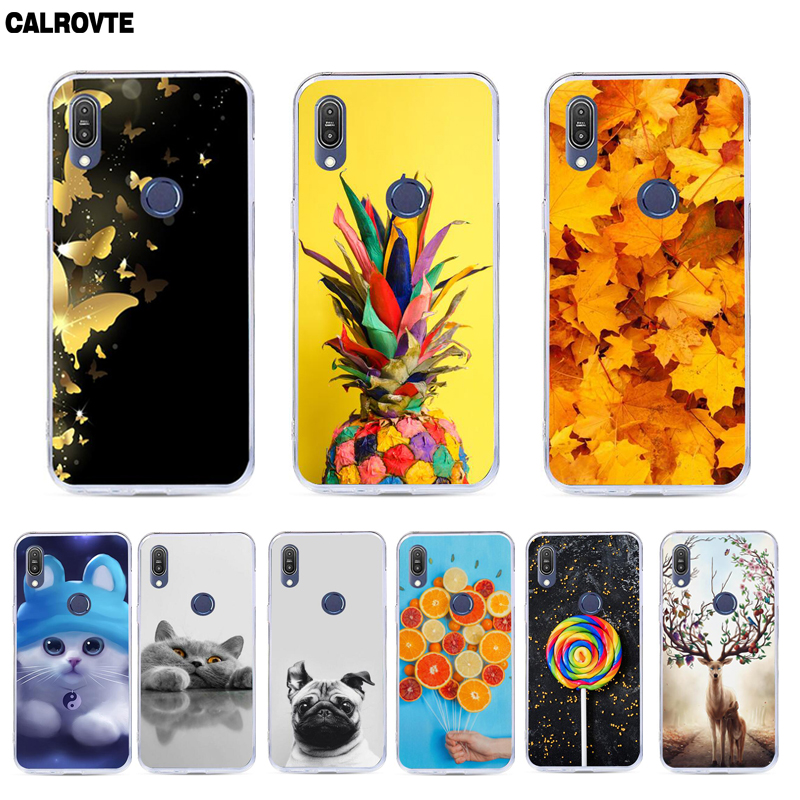 For Huawei Honor 8X Case Silicon Cute Cat Painting Soft TPU Back Cover For Huawei Honor 8X Max Protect Phone Cases Shell
