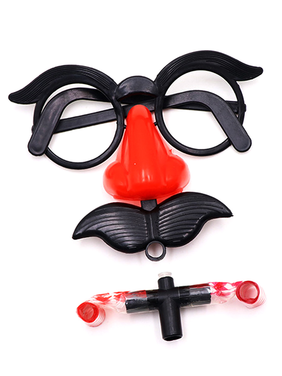 Parent-child Interactive Toys Gift Hot Beard Will Stare Eyes The Magical Small Toys Children Funny Toys Appease Funny
