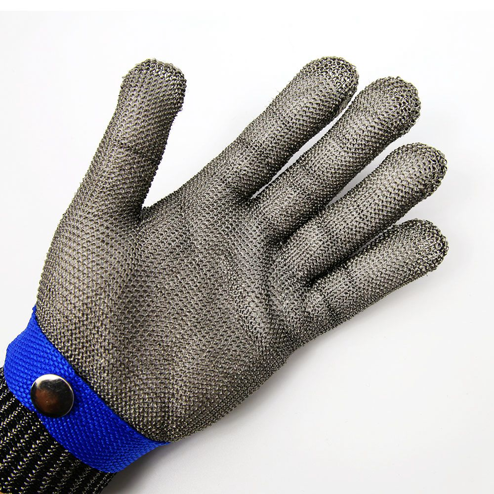 Safety Cut Proof Stab Resistant Stainless Steel Metal Mesh