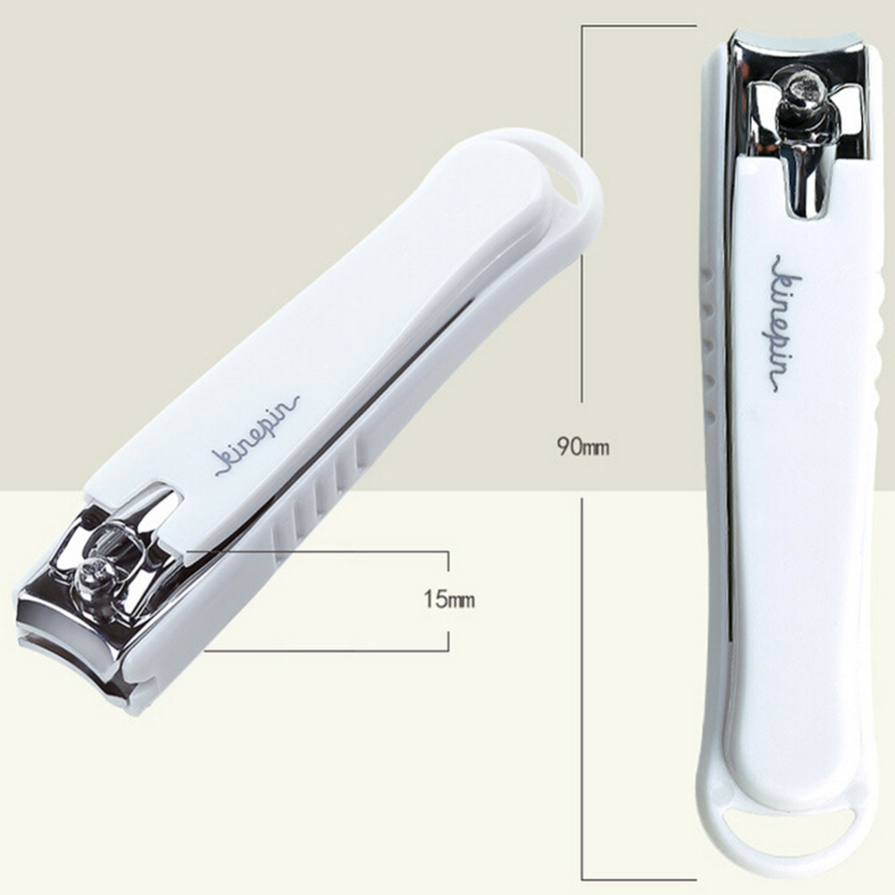 Portable Carbon Steel Nail Clipper Cutter Professional
