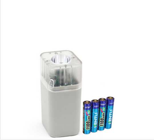 4pcs KENTLI 1 5v AAA lifepo4 li ion li po batteries 1180mWh rechargeable lithium battery aa