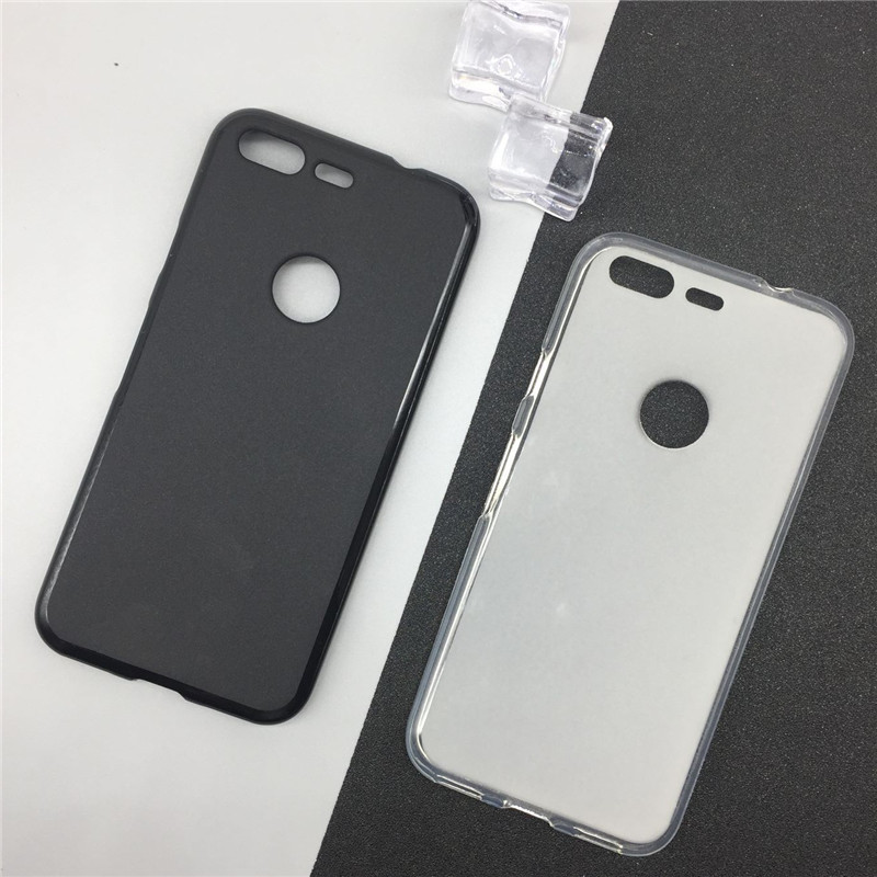 Luxury Soft Silicone phone Case Cover for Google Pixel Back Covers Cases Coque Capa Fundas Para Shell Coque