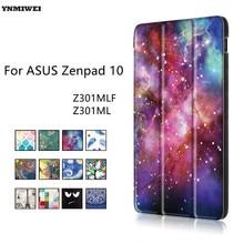 Leather Case For ASUS Zenpad 10 Z301MLF Z301ML Z301 Magnetic Tablet