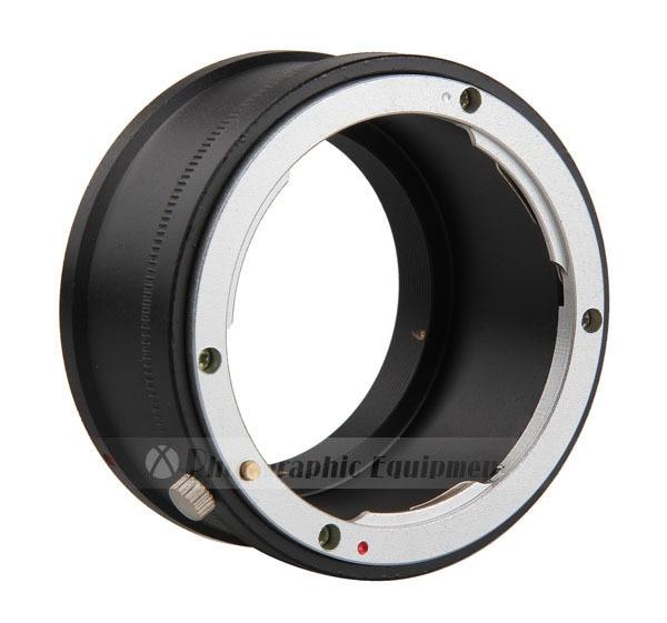 10 unids alta calidad Monte el anillo adaptador para Nikon lente para Sony e NEX montaje nex3 nex5 Cámara Adaptadores para objetivos