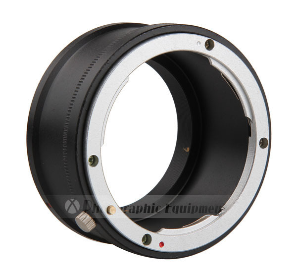 10PCS high quality Adapter Mount Ring for NIKON Lens to for Sony E NEX Mount NEX3 NEX5 Camera Lens Adapter