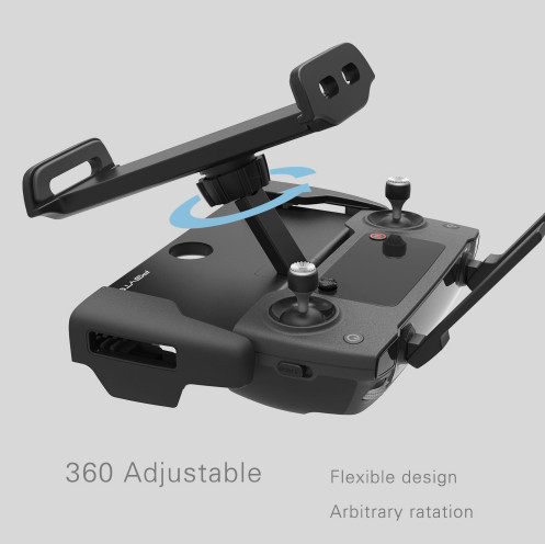 PGY DJI Mavic Pro remote control Accessories 7-10 Pad Mobile Phone Holder aluminum Flat Bracket tablte stander Parts RC drones