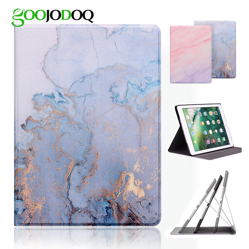 Case for iPad Air 2 Air 1 2018 For iPad 9.7 Case 2017 Multi-function Cover Flip Stand for iPad 6th Generation Case