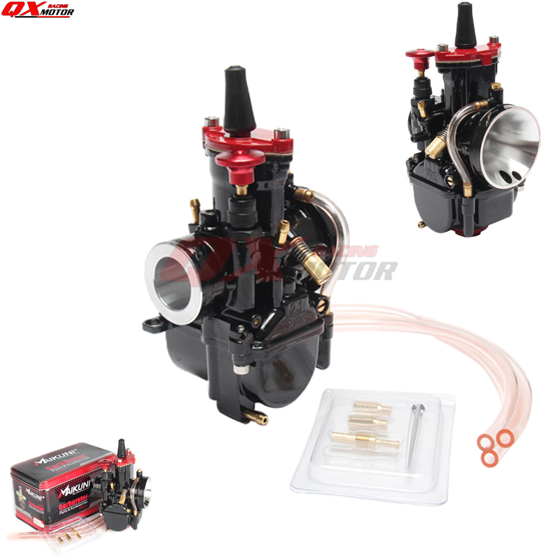 34mm PWK34 Motorcycle Carburetor Carbs Modify For Scooter Dirt Bike Carb 4T Moto