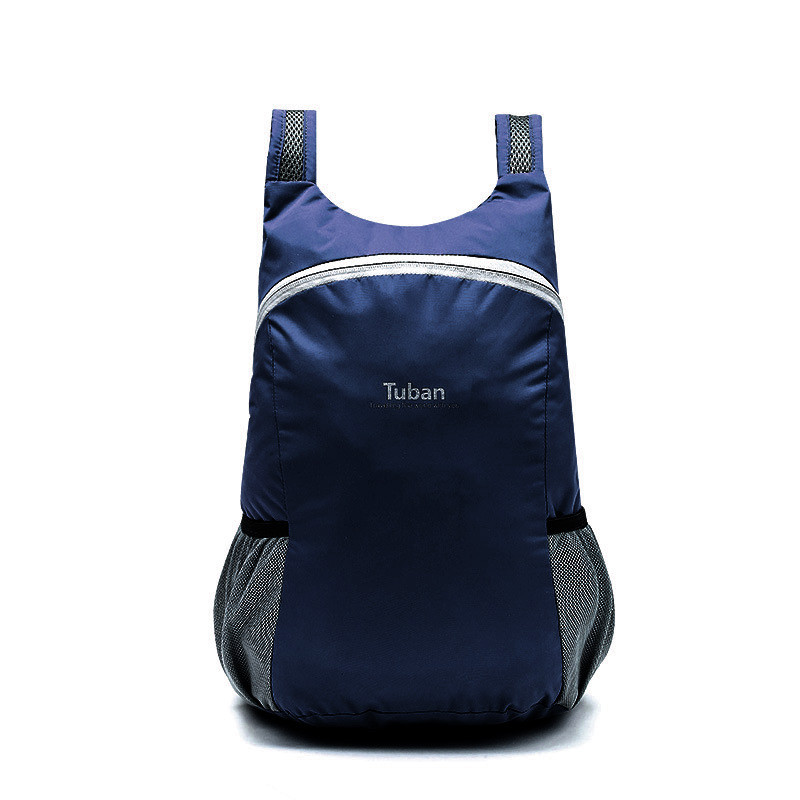 b378396cf25f Durable Folding Packable Lightweight Travel Hiking Backpack Daypack Simple  Casual style shoulder bag Hot 40-in Backpacks from Luggage   Bags on ...
