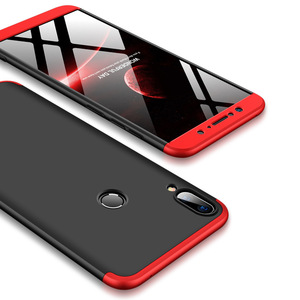 Image 5 - 3 in 1 360 Tempered Glass + Case For ASUS Zenfone Max Pro M1 ZB602KL Back Cover Case for Asus ZB602KL 602KL ZB 602KL Glass Gift