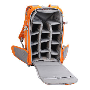 Image 2 - Ücretsiz kargo toptan orijinal Lowepro Flipside spor 20L AW DSLR fotoğraf kamerası çanta sırt çantası sırt çantası ile tüm hava kapak