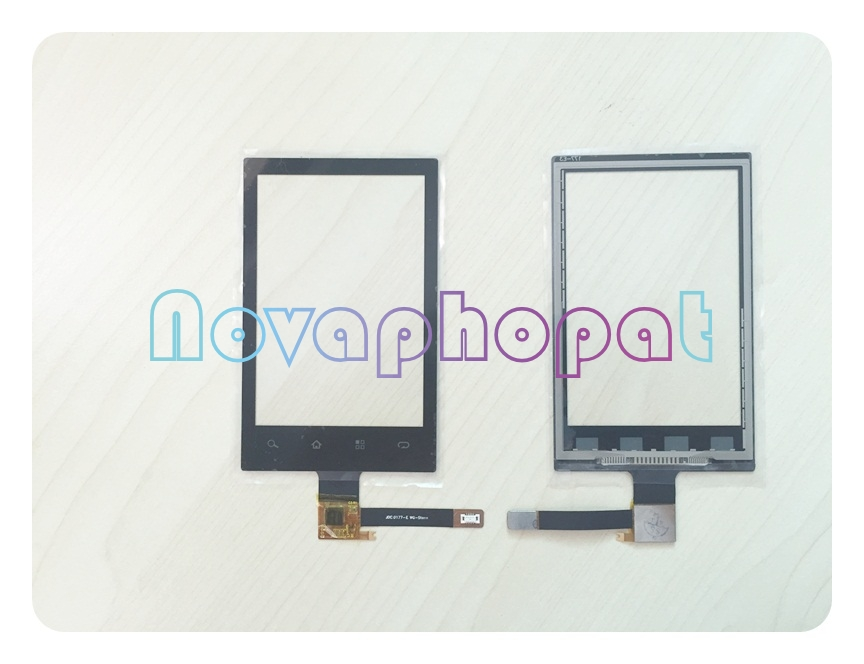Novaphopat Black Digitizer Screen For Philips W626 Touch Screen Sensor Screen Replacement + Tracking