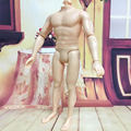 14 Movible Articulado Desnuda Muñeca 30 cm Muñeca Muchacho Desnudo Cuerpo de Juguete masculino novio ken diy toys doll body baby toys niños muñeca Anime