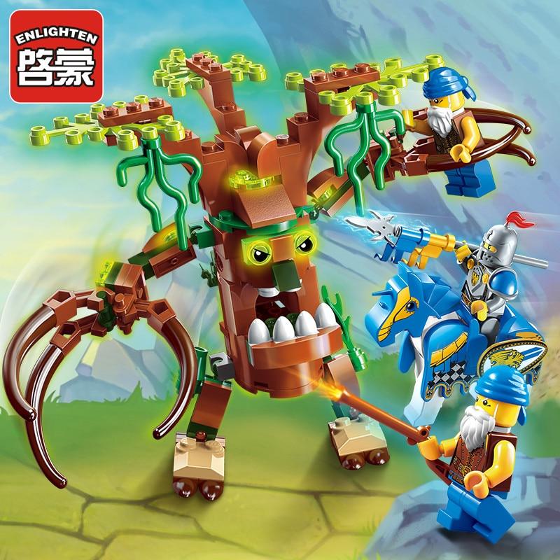 Opplys Glory War Educational Building Blocks Leker For Barn Gift - Bygg og teknikk leker - Bilde 3