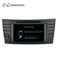 Latest 8 Octa Core Android 6 0 1 Car DVD GPS For Benz W209 With Capacitive