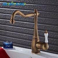 kitchen faucet torneira antique bronze kitchen sink mixer tap Crane torneira cozinha water kitchen faucet kitchen water L0200