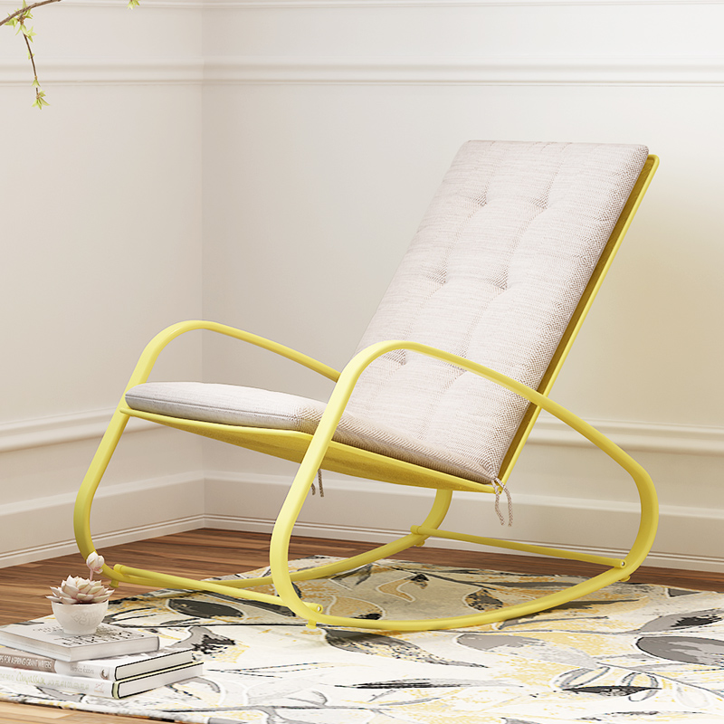 Rocking Lounge Chair Rocker Porch Patio