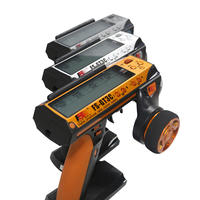 FlySky FS GT3C GT3C 2.4G 3 Channel RC radio system Transmitter with GR3E Receiver For RC Cars Boat