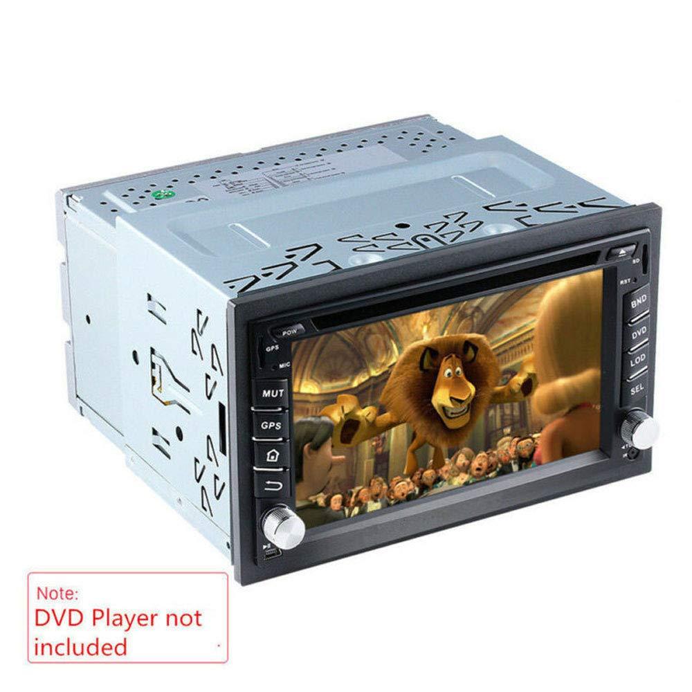 Image 2 - 2Din Fittings Kit Radio Head Unit Installation Frame General 2Din Fittings Kit Automotive Radio Player Box