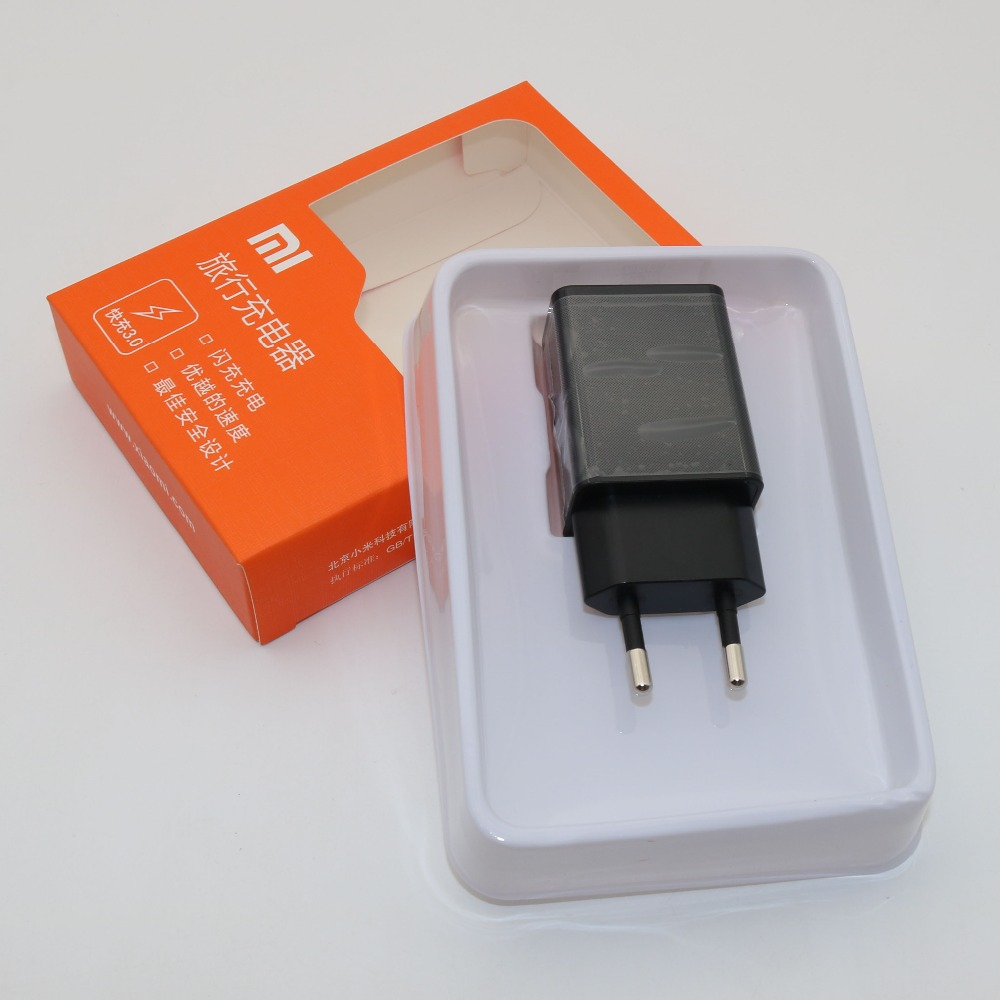 Image 2 - Original XIAOMI 12V/1.5A USB Quick Charger Adapter + Micro USB / TYPE C Data Cable For Mi a1 8 SE 6 5s 5 5c 4C 4S MIX NOTE2 Redm-in Mobile Phone Chargers from Cellphones & Telecommunications