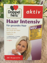 Germany Doppelherz raise anti-hair loss occurs hair care hair follicles nutritional supplement capsules
