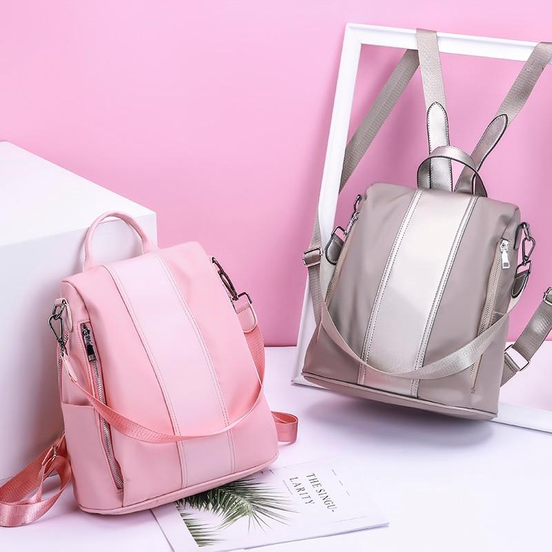 Fashion Design Women Backpack Female High Quality Youth Backpacks For Teenage Girls Women School Shoulder Bags Bagpack Bookbag #2