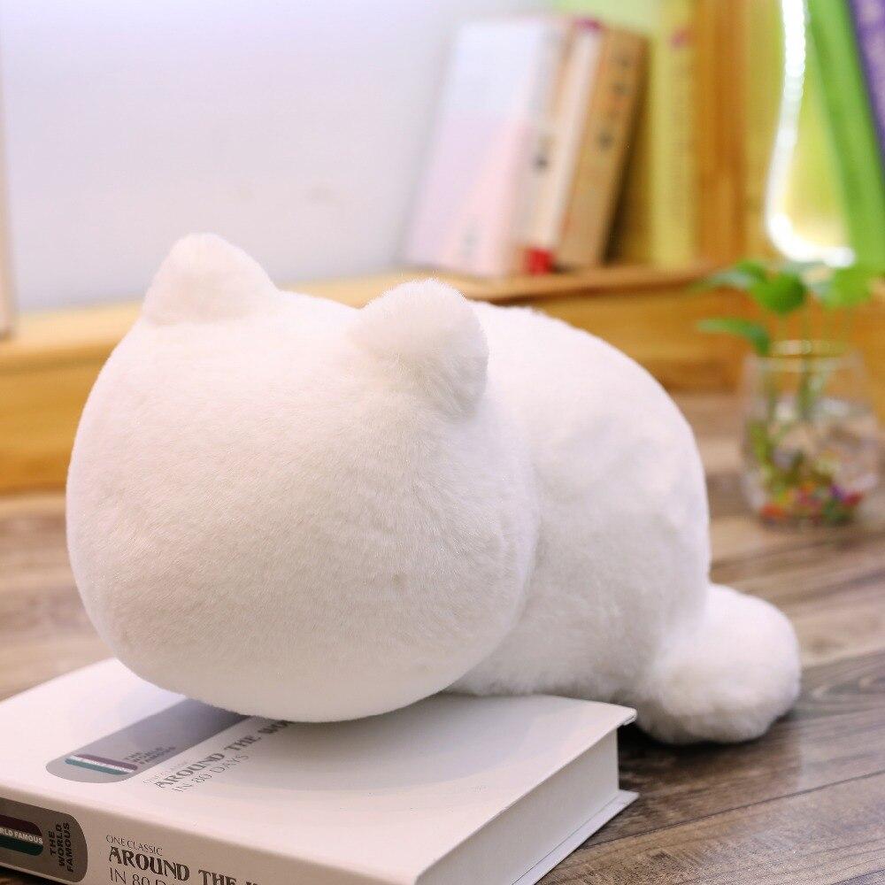 stuffed animal kitten