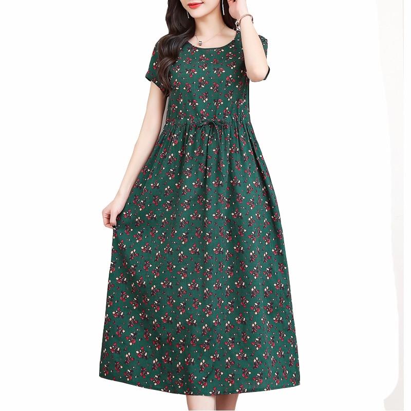 Summer Beach Dress Woman Dresses Plus Size Women Floral Sunflower Dress print Ladies Backless Party Dress Female vestidos