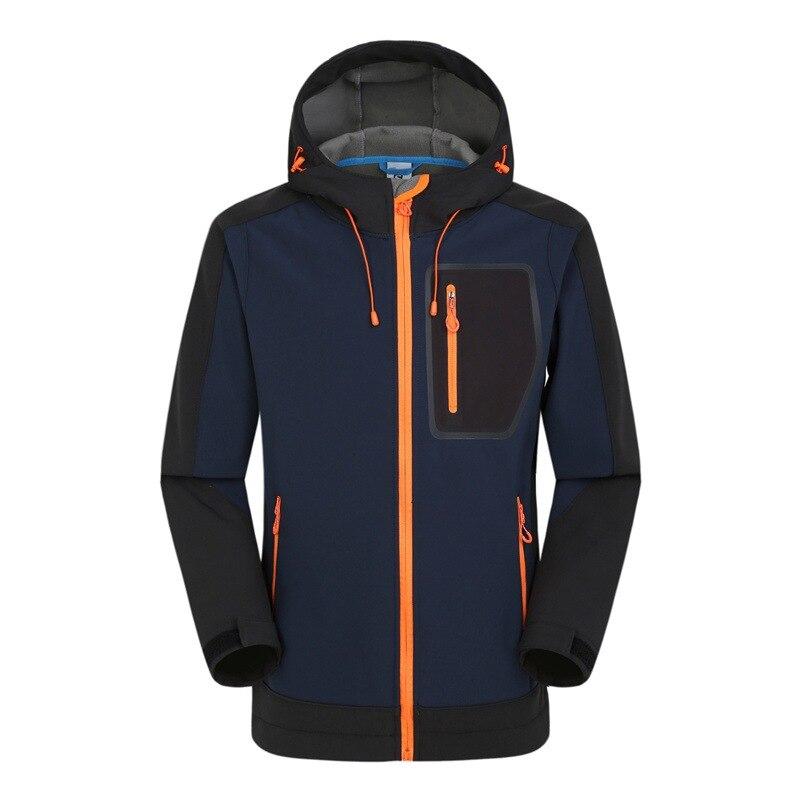 Veste d'extérieur homme hiver chasse coupe-vent Ski manteau randonnée pluie Camping pêche vêtements Sport vestes hommes manteau