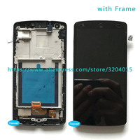 DHL 10pcs/lot high quality For LG Google Nexus 5 D820 D821 LCD Display Screen With Touch Screen Digitizer Assembly Repair Parts