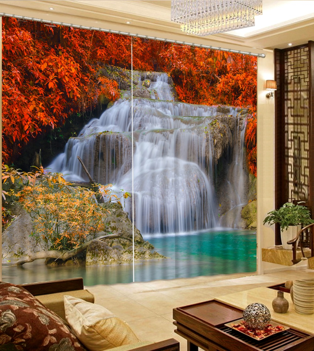 Scenery Curtains online get cheap scenic curtains scenery curtains -aliexpress