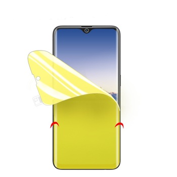 3D Soft Hydrogel Front Screen Protector Flim For Oppo Realme U1 A7 A3 R17 R15 F7 Find X High Quality Tpu Nano Front Flim