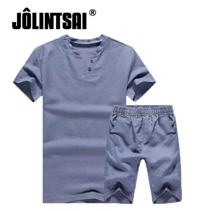 Jolintsai new 2017 summer 2 pcs top tee shirts casual for Best t shirts for summer