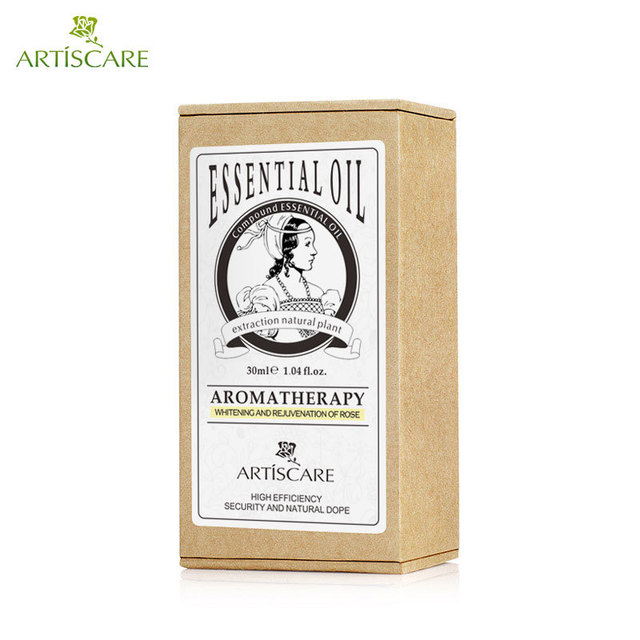 ARTISCARE Whitening and Rejuvenation Essentials Oil 30ml Deep Moisturizing and Fade Spots Skin Care 100% Natural Massage Oil