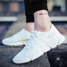 NORTHMARCH Men Summer Shoes Fashion Sneakers Breathable Whit
