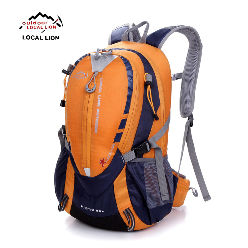 ФОТО LOCALLION 25L Hiking Backpack Cambing bags Outdoor Bag Climbing Backpack Athletic Sport Travel bag sports Rucksacks